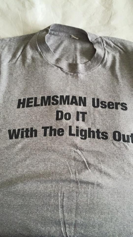 Helmsman t-shirt